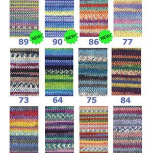 Adriafil Knitcol Loza Wool Dublin