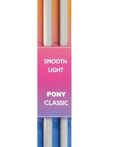 Pony Single Pointed Knitting Needles Loza Wool