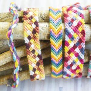 Threadship Friendship Bracelet Kits Loza Wool Dublin