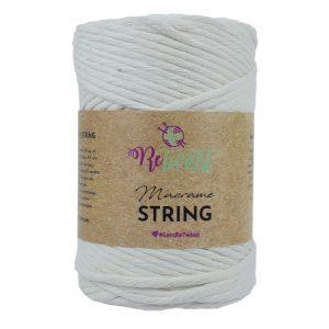 Retwist Macrame string Loza Wool Dublin