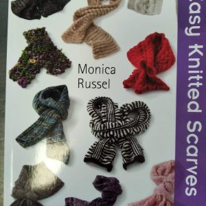 Twenty to make Easy Knitted Scarves Loza Wool Dublin