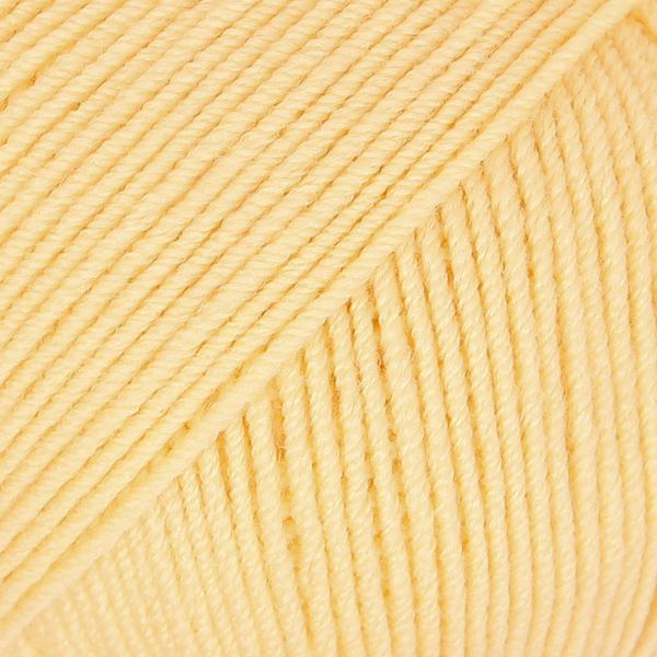 Drops Baby Merino 04 Yellow Loza Wool Dublin