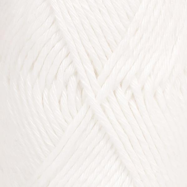 Drops Paris 16 White Loza Wool Dublin