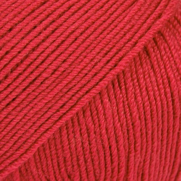 Drops Baby Merino 16 Red Loza Wool Dublin