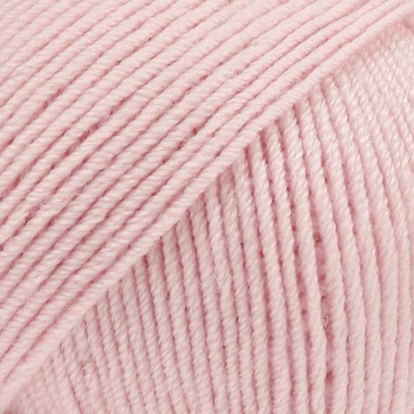 Drops Baby Merino 54 Powder Pink Loza Wool Dublin