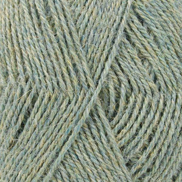 Drops Alpaca 7323 Sea Fog Loza Wool Dublin