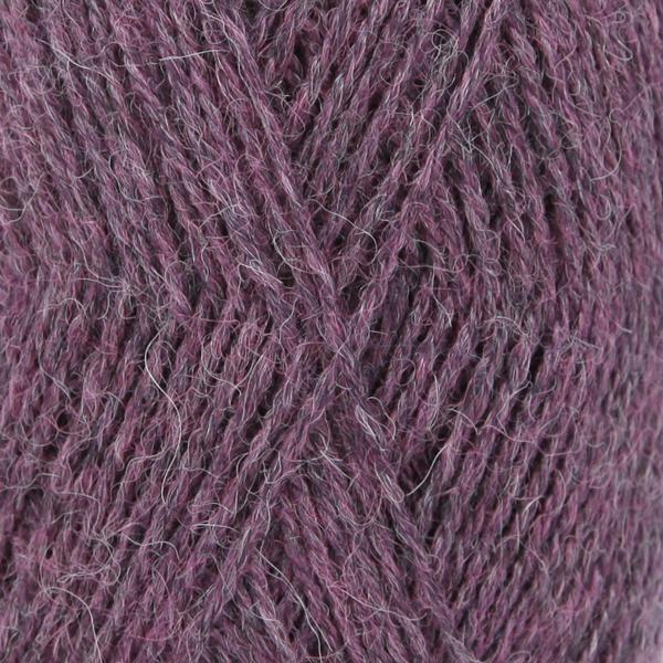Drops Alpaca 9023 Purple Fog Loza Wool Dublin