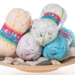 Elian Color Baby Loza Wool Dublin