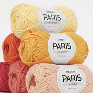 Drops Paris Cotton Aran Loza Wool Dublin