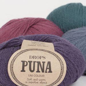 Drops Puna Loza Wool Dublin