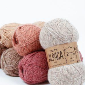 Drops Alpaca Loza Wool Dublin