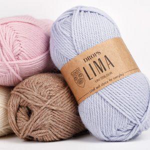 Drops Lima Loza Wool Dublin