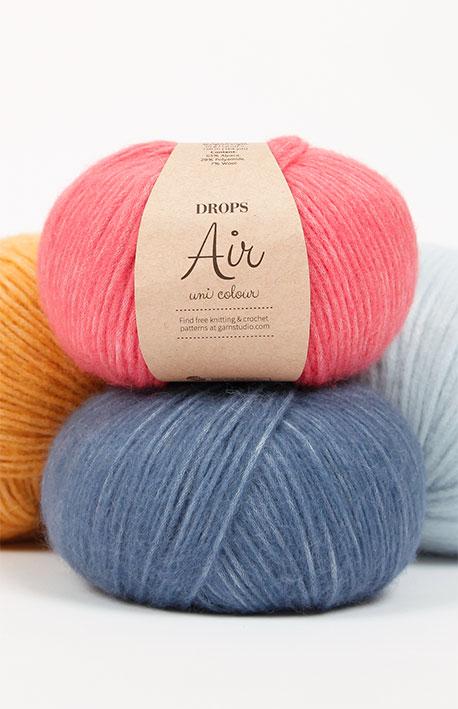 Drops Air Loza Wool Dublin