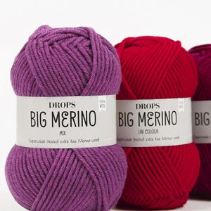 Drops Big Merino Loza Wool Dublin