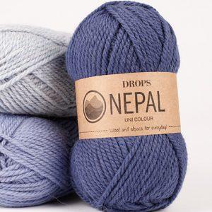 Drops Nepal Loza Wool Dublin