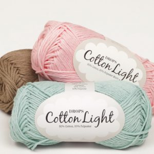 Drops Cotton Light Loza Wool Dublin