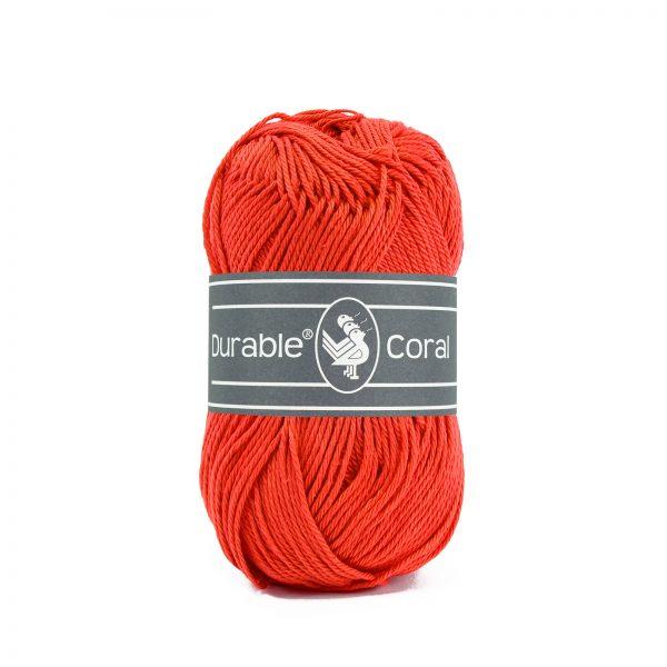 Durable Coral Mini 2193 Grenadine Loza Wool Dublin