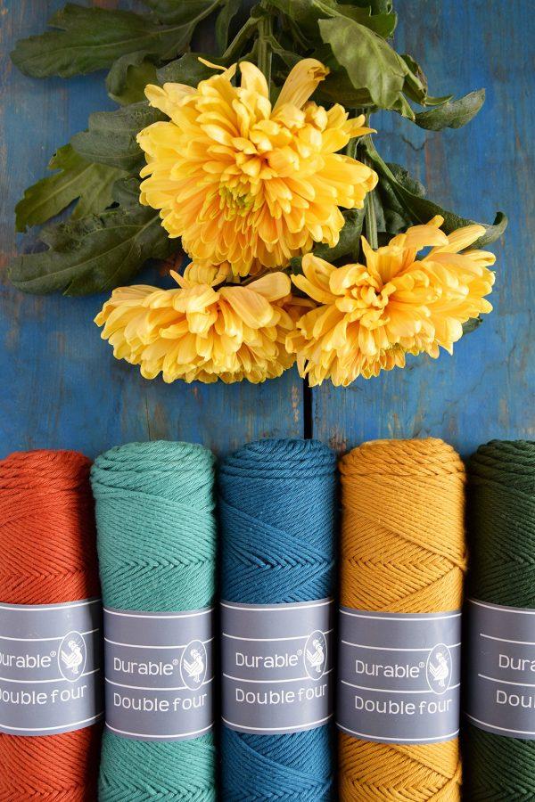 Durable Double Four Loza Wool Dublin