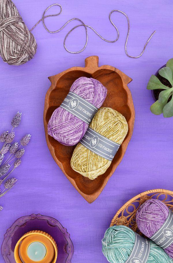 Durable Cosy Fine Faded Loza Wool Dublin