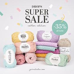 Drops Super Sale Cotton Edition