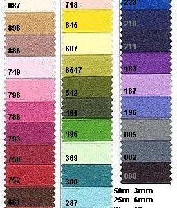 Restyle Double Satin Ribbon Loza Wool Dublin