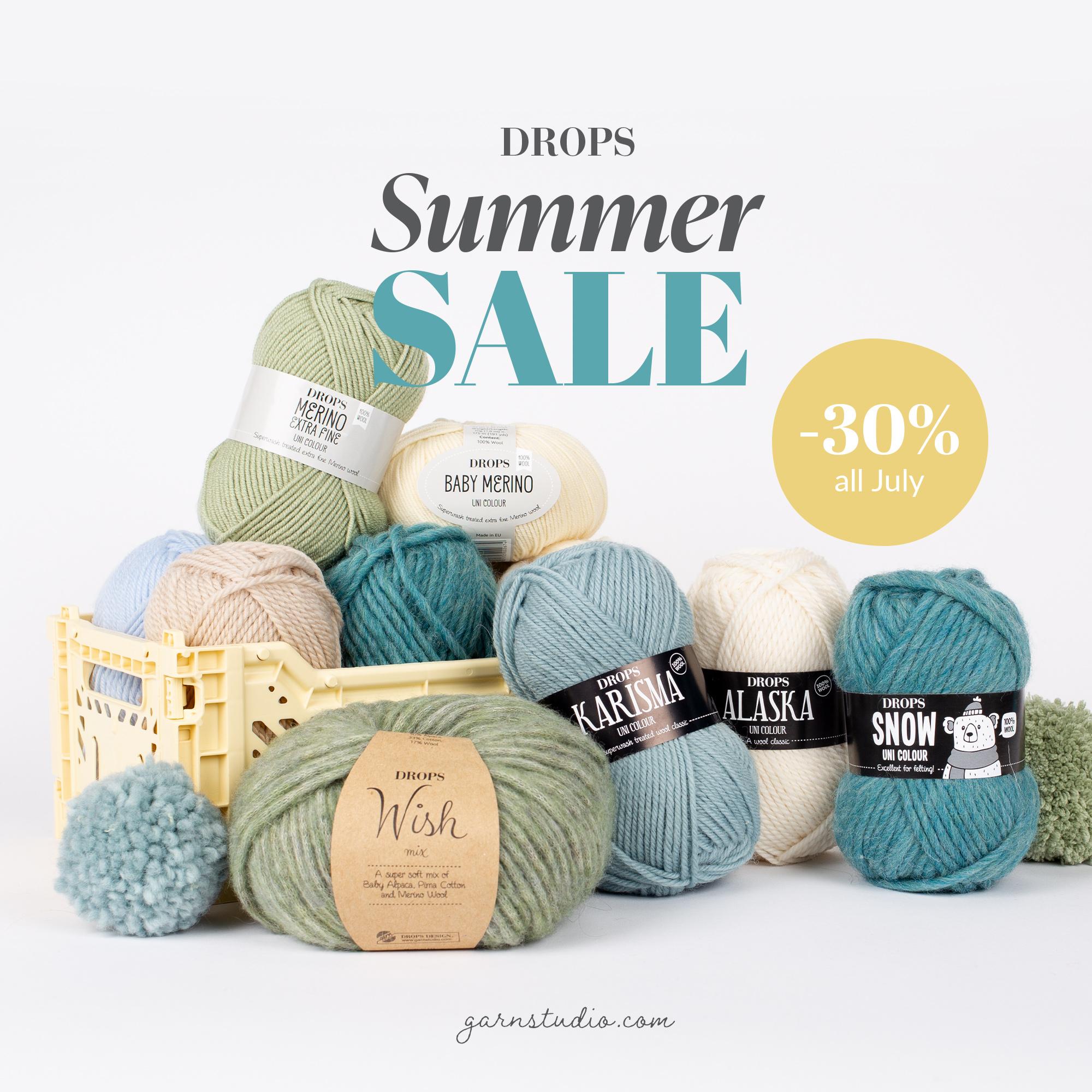 Drops Summer Sale Loza Wool Dublin