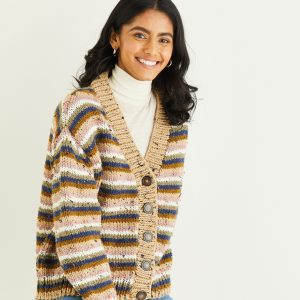 10342-Hayfield Bonus Chunky Tweed